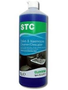 Clover Washroom Cleaner 1Ltr (12) bathroom - 510