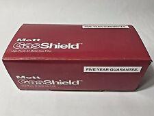 Amat 4020-01154 Mott Pou-015-Sv1 GasShield Pou all-metal gas filter 1/4Vcr-M 1