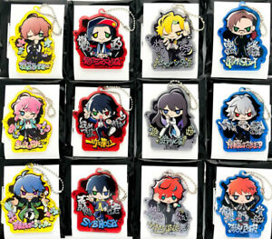 Hypnosismic Division Rap Battle × Sanrio Acrylic Key Chain Vol.2 / Samatoki...