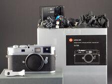 Leica M9-P aus Umbau silber 7032 Auslösungen *Neuer Sensor* FOTO-GÖRLITZ Ankauf