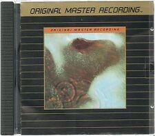 Pink floyd Meddle MFSL Gold CD udcd 518 sans J-Card