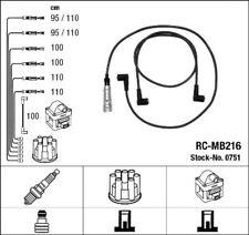 NGK Zündleitungssatz Zündkabelsatz Zündleitungen für Fahrzeuge mit Zündverteiler