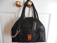 NWT Steve Madden Black BJetter Tote Shoulder Bag Handbag