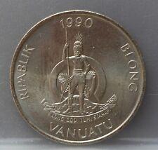 VANUATU - 20 Vatu 1990 - KM# 7