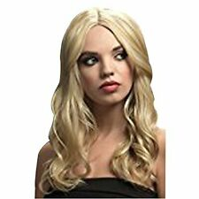 Fever Khloe Wig, Dark Blonde, Long Wave with Centre Par (US IMPORT) COST-ACC NEW