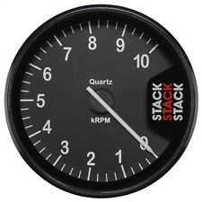 AutoMeter ST200-010 Stack Clubman Tachometer