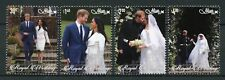 Niue 2018 MNH Prince Harry & Meghan Markle Royal Wedding 4v Set Royalty Stamps