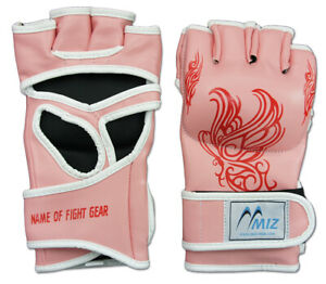 Grappling Gloves Muay Thai MMA Karate Fight Training Cage Sparring Martial Arts