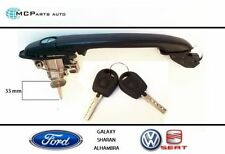 FORD GALAXY VW SHARAN SEAT ALHAMBRA FRONT DOOR HANDLE LEFT/RIGHT 33 - PIN