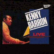 Live In Tokyo - Kenny Barron (2010, CD NEUF)