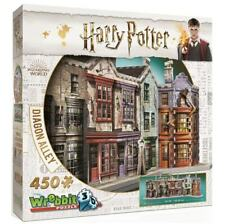 Games Harry Potter Diagon Alley 3d Jigsaw Puzzle 450pce