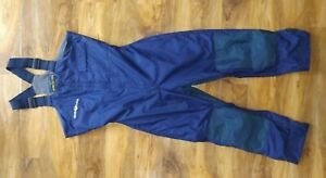 HENRI LLOYD marine sailing boating clothing salopettes trousers size Medium