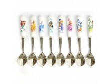 English Ladies Co Disney Set of 8 Disney Princess Spoons