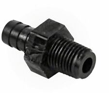 "Waterway Executive spa pump part Drain plug MALE ADAPTOR 1/4""mpt to 3/8""barbed"