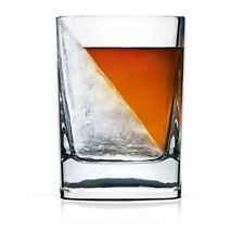 Corkcicle Whisky Wedge Glass + Ice Mould