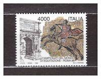s31151) ITALIA MNH** 1998 Equitazione L.4000 1v