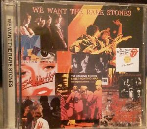 Rolling Stones We Want The Rare Stones G.T.-012
