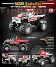 Greenlight & ACME Ford F250 Monster Truck - Firestone 51272 1/64