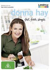 Donna Hay - Fast, Fresh, Simple (DVD, 2011, 2-Disc Set) - Region 4