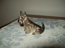 Vintage Royal Doulton Mini Scottish Terrier Figurine K18