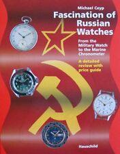 LIVRE/BOOK : MONTRE RUSSE (militaire,chronomètre de marine,russian watch,poche