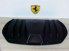 Ferrari 430 Rear Air Diffuser_Coupe_Spider_Center Grille_67772100_67772700 OEM
