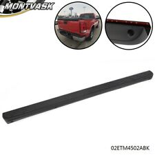 Tailgate Molding Spoiler Cap Top Protector Fit For 07 13 Chevy Silverado Sierra Fits Chevrolet