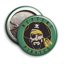 Veronica Mars Parody - Neptune Pirates - Button Badge - 25mm 1 inch - TV