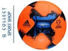 Adidas European Qualifiers Powerorange Official Matchball Winter AO4840 Box