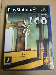 Playstation 2 Game: ICO (Superb Factory Sealed Condition) UK PAL PS2