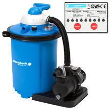 Speed Clean Comfort 75 Sandfilter Sandfilteranlage Filter Pool 9,5m³ Intex