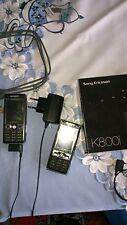 K800i, jede SIm-Karte,2USB-Kakel,2Netzteile,2CD's,  keine Garantie/Rücknahme.