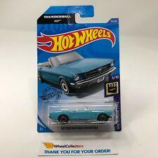 '65 Ford Mustang #59 * Bond Thunderball * 2020 Hot Wheels Case C