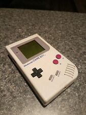 Nintendo GAME BOY Classic Console DMG-01 ORIGINAL 1989. Works great