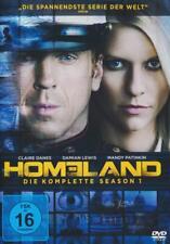 DVD - Homeland - Staffel 1 mit David Marciano und Mandy Patinkin - NEU - OVP