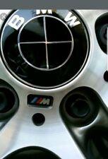 5x BMW M Felgen Emblem Aufkleber Sticker M3 M4 M5 M6 E46 E36 E60 E39 E92 F30 M1