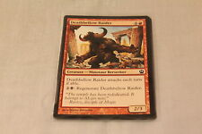 Magic the Gathering Common x4 Deathbellow Raider