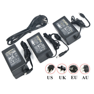 AC DC 24V 1A/ 2A/ 3A/ 5A LED Power Supply Adapter Plug for LED Strip Light