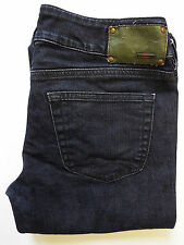 DIESEL LOUVELY JEANS WOMENS STRETCH BOOTCUT W30 L30 WASH 00AA8  BLUE # LEVG827