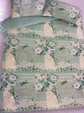 dragon fly double patchwork duvet set with pillow cases new