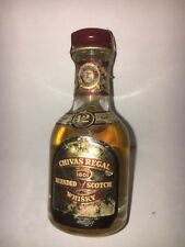Mignon - Miniature - SCOTCH WHISKY - CHIVAS REGAL - 28 ml - K277