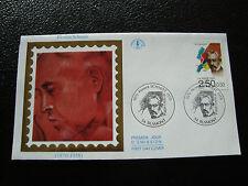 FRANCE- enveloppe 1er jour 11/4/1992 (florent schmitt) (cy21) french