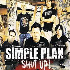 Simple Plan Shut Up! [Single]  (CD, Feb-2005, Atlantic (Label))
