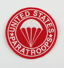 Pocket patch US paratroops (repro)
