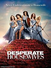 POSTER DESPERATE HOUSEWIVES TERI HATCHER SERIE 2 3 4 5