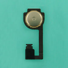 New Home Menu Button Keypad Key Dajn Trackpad Flex cable Ribbon For iPhone 4 4G
