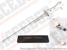 Harry Potter Hogwarts Voldemort Magic Wand Wizard LED LIGHT UP Cosplay Halloween
