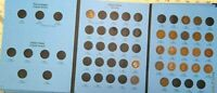 21 coin INDIAN HEAD PENNY CENT COLLECTION 1857--1909 with 1864 & 1882   # 901