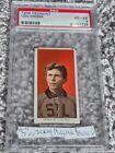 1909-11 T206 Baseball Cards 53