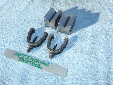 Lufkin No.905 V-Blocks Ground Matched #820 Toolmaker Vintage 278 750 V-Blocks